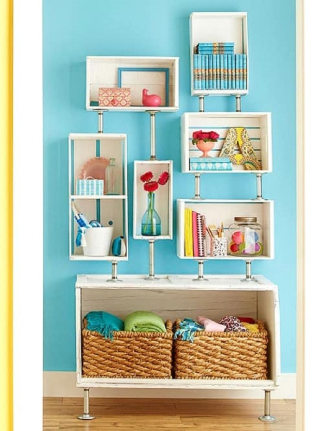 Beautiful Shelving Unit