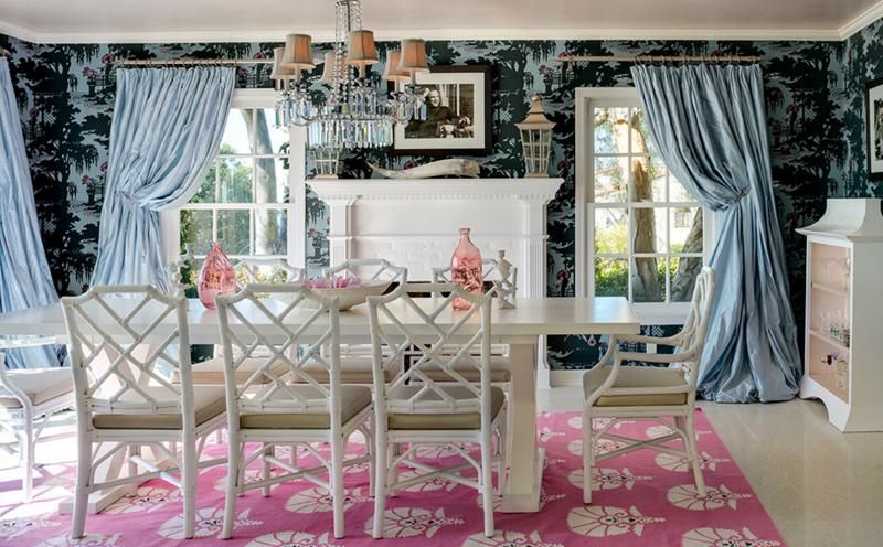 Princess Themed Dining Space