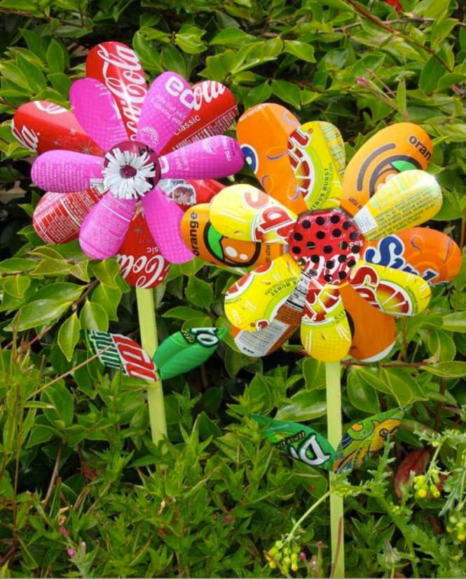 Whimsical Pinwheels