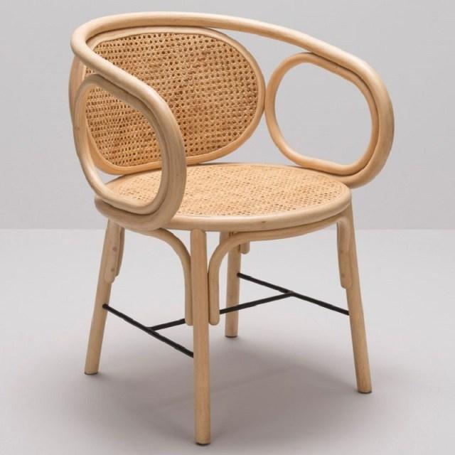 Cane Dining Armchair