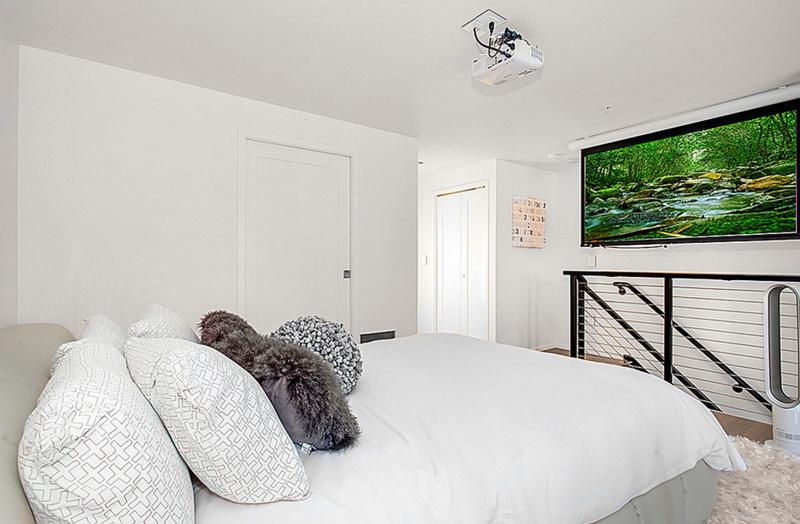 Condo Bedroom At Loft