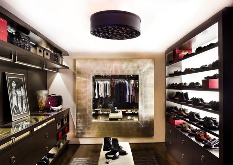 Glamour Walk In Closet