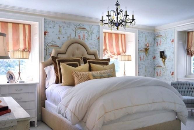 Gorgerous Pale Blue Bedroom