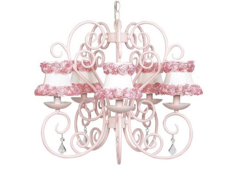 Light Carriage Chandelier