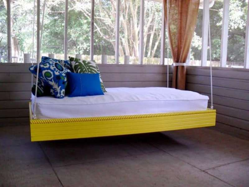 Relaxing Hanging Bed
