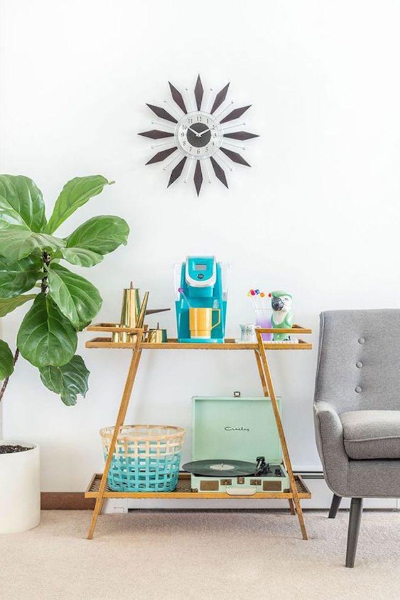 Stylish Coffee Buffet