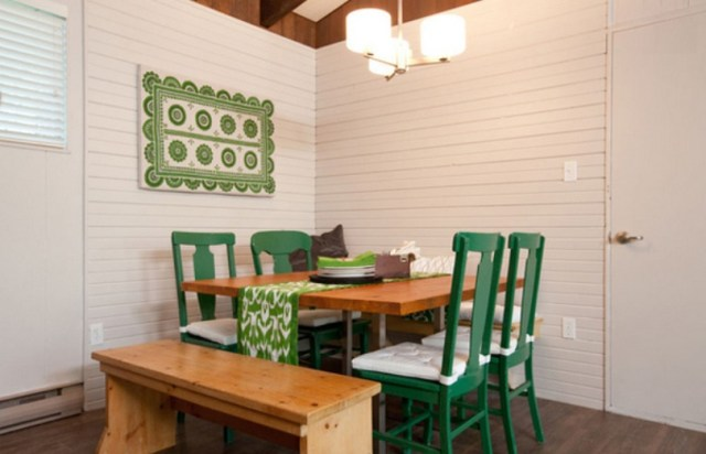 Summer Dining Room Style