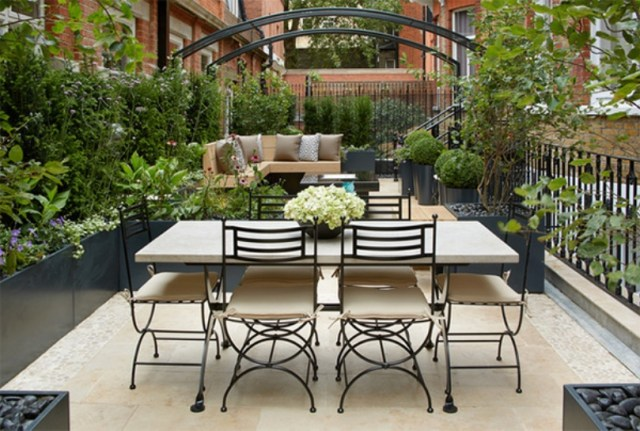Traditional Patio For Summer
