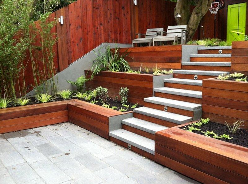 Beautiful Contemporary Garden