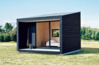 Teeny Timber Cabin