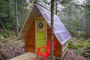 Teensy Cabin