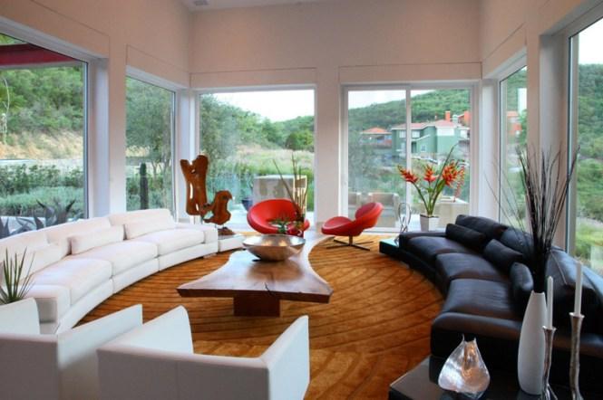 Yin And Yang Living Room