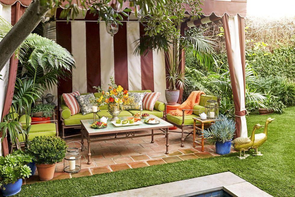 52 Functional Garden Furniture Ideas to Enjoy your Summer Break