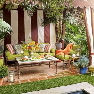52 Functional Garden Furniture Ideas to Enjoy your Summer Break