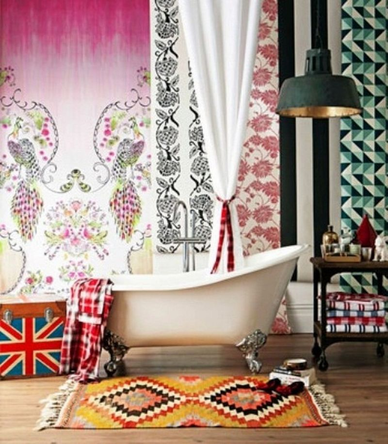 20 Easy Boho Touch for Your Summer Home Decoration