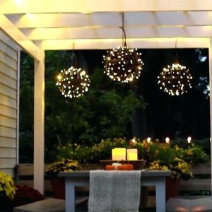 21 Wonderful Backyard Patio Decoration this Fall