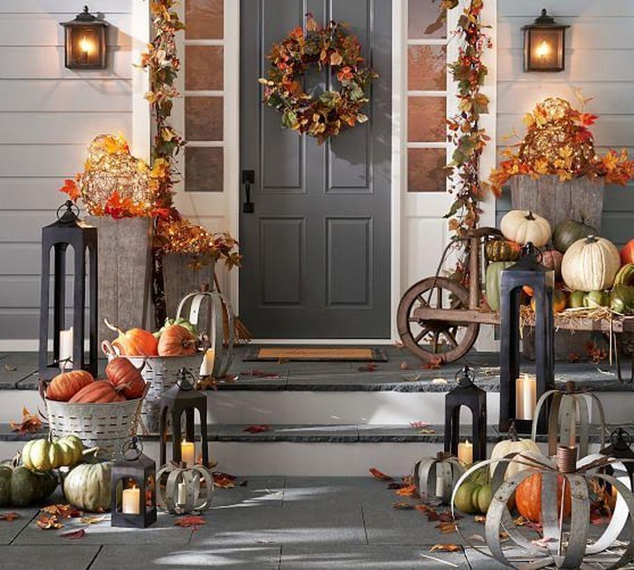 30 The Whole Gorgeous Fall Farmhouse Decoration to Welcome the Season