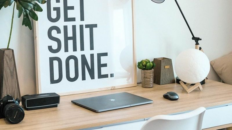 3 Office Decor Ideas for Small Space