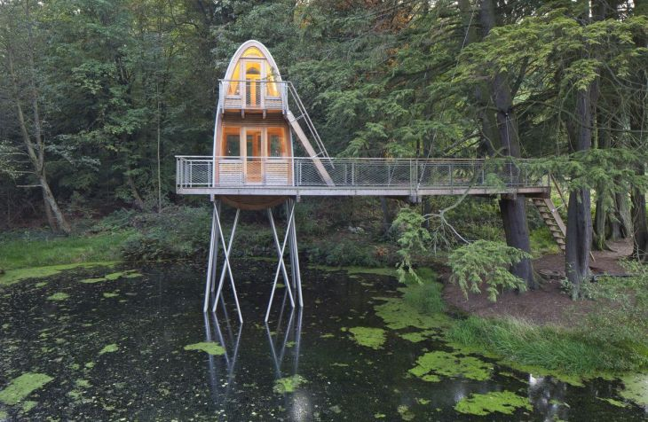Awesome Tree house Designs