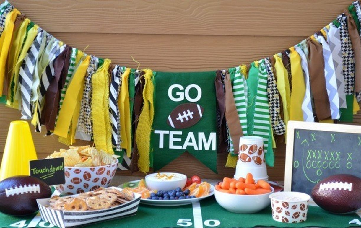 8 Ideas for Your Super Bowl Home Decoration