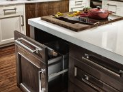 5 Tricks for Creative and Clever Hidden Storage In The Kitchen