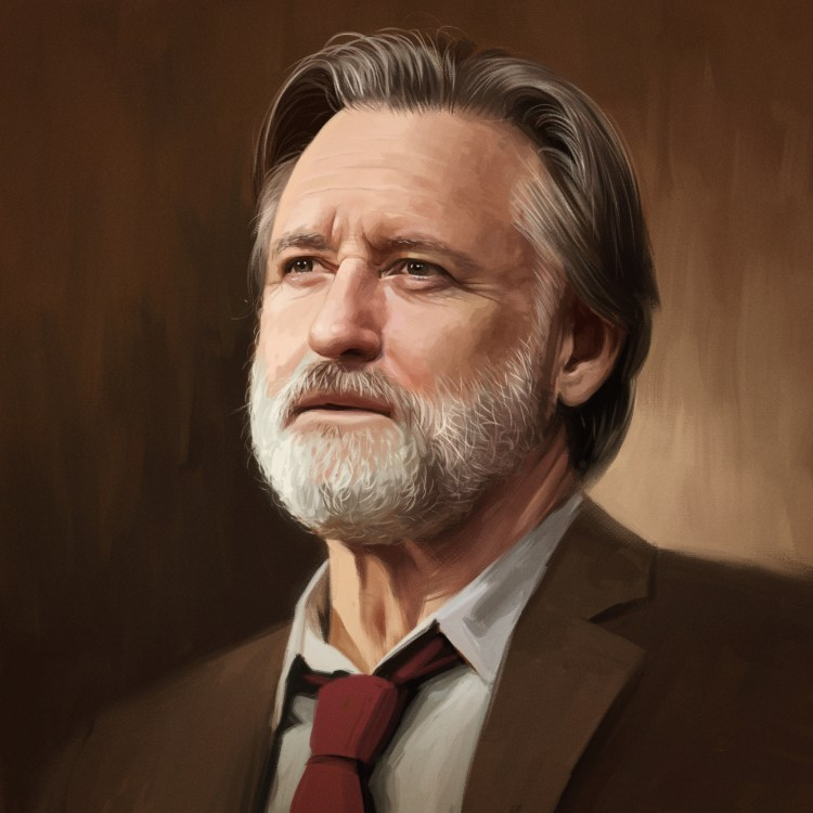 Bill Pullman – Talk Easy with Sam Fragoso