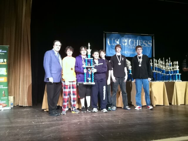 Wilson chess completes season in spectacular fashion at the Super Nationals