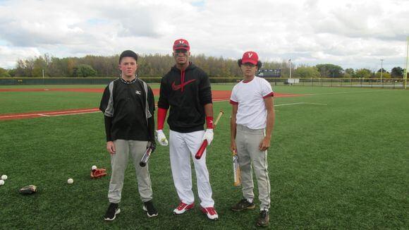 Nick, Kenny and Tim