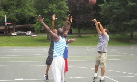 Rochester's own street ball Rucker League