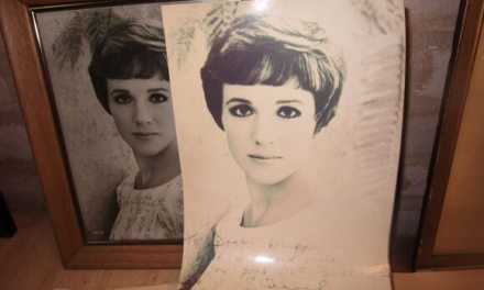 In search of Julie Andrews at the George Hoyt Whipple Museum