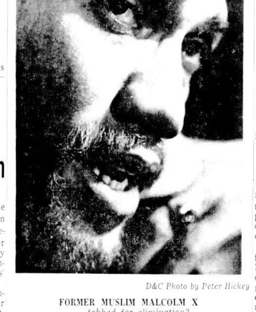 51 years ago when Malcolm X was assassinated 5 days after his prophecy in Rochester. And his Speech to Mississippi Youth