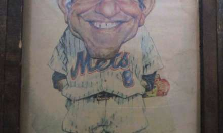 On Yogi Berra and Dale Berra and the 1973 World Series and Willie Mays and my father