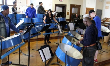 Instruments tuned up by their creator, Urban Steel is set to sway Rochester. Next stop, Antigua?
