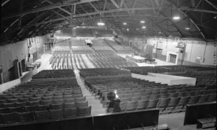 65 years ago today at Edgerton Park Arena when the NBA color line was first broken. And Jackie Robinson breaking the color barrier in Rochester; summer of '46