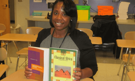 RCSD's Djinga King-St. Louis on Afro Centric charter schools and making learning relevant for students of color