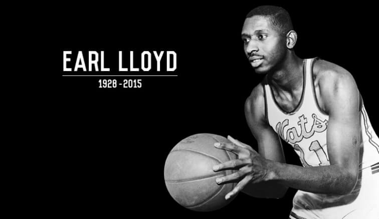 Rochester especially should support an Earl Lloyd U.S. Postage Stamp