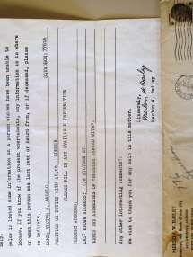 1969 letter new