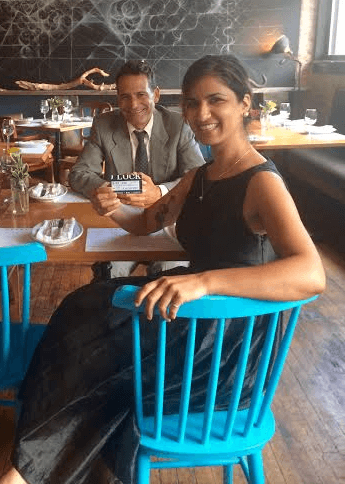 Paying ahead, the Good Luck Restaurant, and news from Shadi
