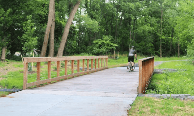 More on how the Sandra L. Frankel Nature Park came to be