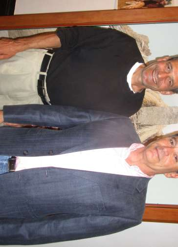with Philip