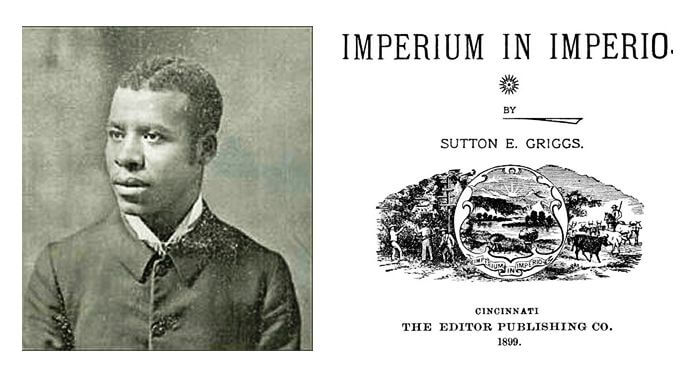 "Twentieth-Century Literary Criticism to reprint  ""Imperium in Imperio: Sutton Griggs's Imagined War of 1898"""