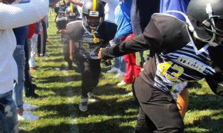 New Team in Town: Roc City Steelers debut at Buckland Park