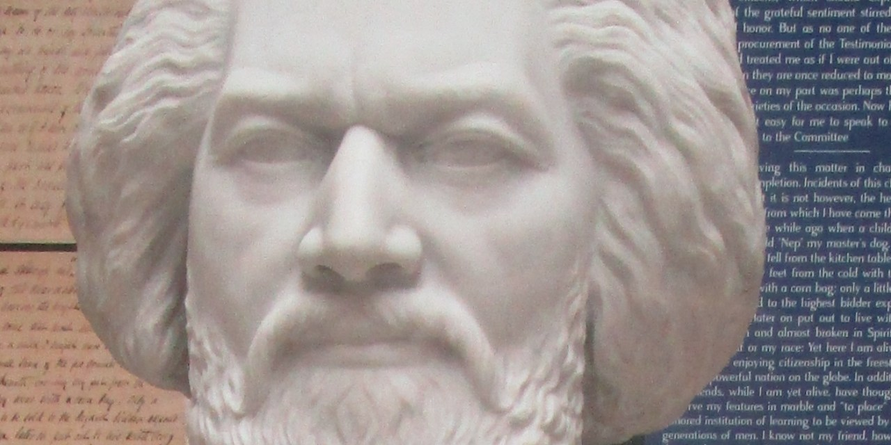 Frederick Douglass in Rochester: a gallery of images and words