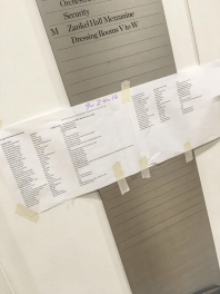 pic-two-the-rochester-academy-of-music-arts-set-list-taped-to-the-backstage-carnegie-wall