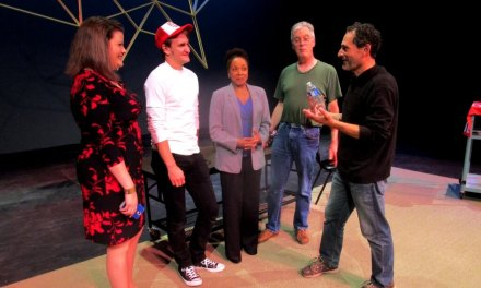 Once again, charmed and challenged at the JCC CenterStage: Church and State