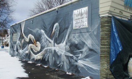 Remembering Char and her murals