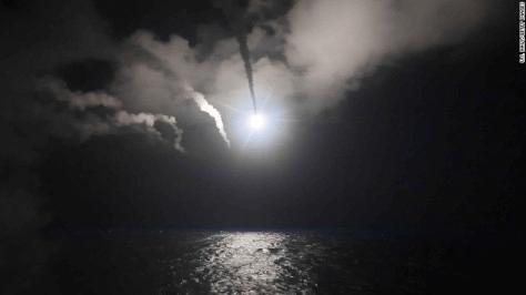 Trump's missile strike reportedly killed children