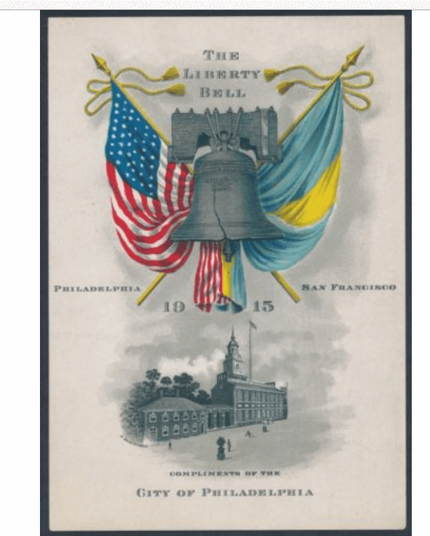 Souvenir of Panama-Pacific Exhibition