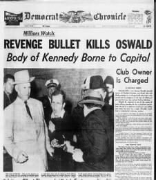 U.S. Government Has Never Proven Oswald's Guilt