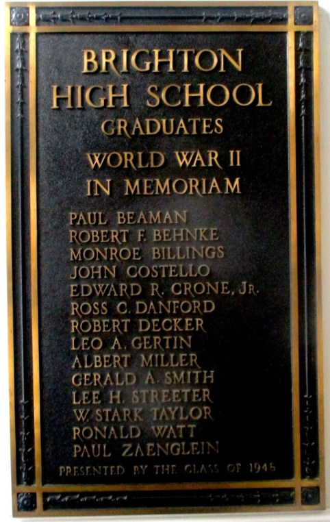 new compressed BHS plaque